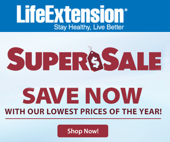 Life Extension 2015-2016 SuperSale
