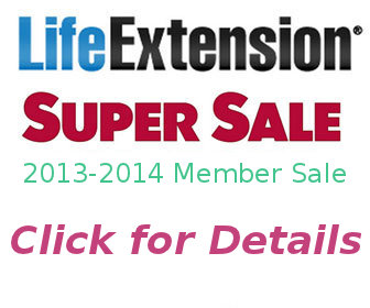 Life Extension 2013-2014 SuperSale