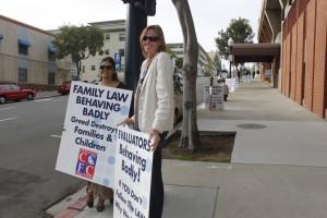 San Diego Judicial Abuse Arrest of Cole Stuart