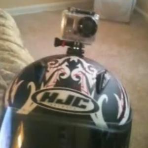 Anthony Graber's Motorcycle Helmet Camera